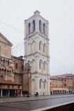 Piazza Trento e Trieste, Ferrara Royalty Free Stock Images