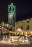 Piazza Vecchia Fotografie Stock