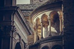 Piazza Vecchia Immagine Stock