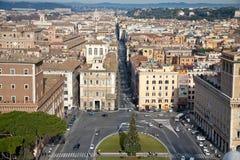 piazza venezia Zdjęcia Royalty Free
