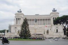 Piazza Venezia Royalty-vrije Stock Afbeelding