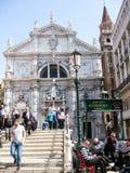 Piazza a Venezia fotografie stock libere da diritti