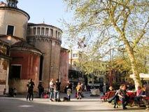 Piazza a Venezia immagine stock libera da diritti
