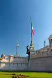 Piazza Venezia Royalty Free Stock Photos