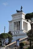 Piazza Venezia, Roma Fotografia Stock