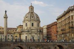 Piazza Venezia Stock Photo