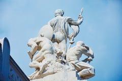 Piazza Venezia Rzym Obraz Stock