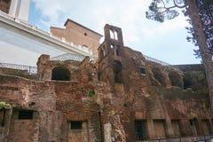 Piazza Venezia Rzym Zdjęcie Stock