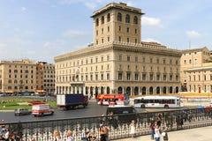 piazza venezia Rzymu Zdjęcie Stock