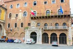 Piazza Verona, Italia Obrazy Royalty Free