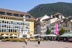 Bolzano-Bozen, South Tyrol, Italy royalty free stock photos