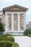 PiazzaBocca della Verità(engelska: Fyrkant av munnen av Trut Royaltyfria Foton