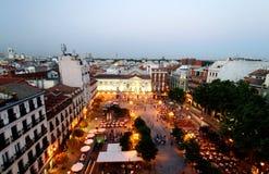 Piazzade Santa Ana   Lizenzfreies Stockfoto