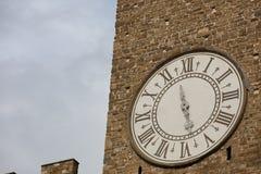 Piazzadella Signoria Arkivbilder
