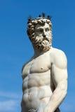 Piazzadella Signoria, Florence royaltyfria bilder