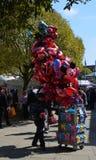 PiazzaItalia händelse i Horsham Royaltyfria Foton