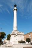 Piazzale della Vittoria in Forlì, Italy Stock Image