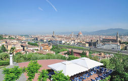 Piazzale Michelangelo,Florence,Tuscany,Italy Royalty Free Stock Images