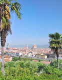 Piazzale Michelangelo,Florence,Tuscany,Italy Stock Images