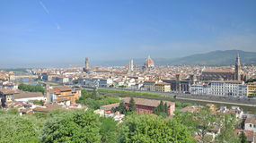 Piazzale Michelangelo,Florence,Tuscany,Italy Royalty Free Stock Photography