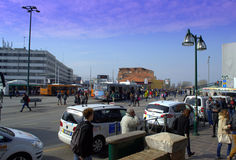 Piazzale Roma, Венеция Стоковая Фотография