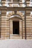 Piazzola sul Brenta (Padova, Veneto, Italien), villa Contarini som är hög Royaltyfri Foto