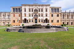 Piazzola sul Brenta (Padova, Veneto, Italy), Villa Contarini, hi Stock Images