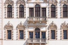 Piazzola sul Brenta (Padova, Veneto, Italy), Villa Contarini, hi Stock Photography