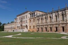 Piazzola sul Brenta (Padova, Veneto, Italy), Villa Contarini, hi Royalty Free Stock Photography