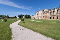 Piazzola sul Brenta (Padova, Veneto, Italy), Villa Contarini, hi Royalty Free Stock Photos