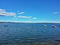 PIC της λίμνης Στοκ εικόνες με δικαίωμα ελεύθερης χρήσης