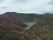 Pic долины Стоковые Изображения RF