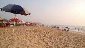 Pic пляжа Стоковое Изображение