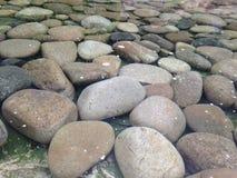 Pic delle azione delle rocce Fotografia Stock