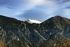 Pic du Canigou Royalty Free Stock Photography