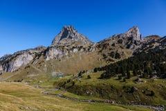 Pic du Midi D'Ossau stock photography