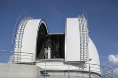 Pic du midi mountain peak observatory, pyrenessm france Stock Photo
