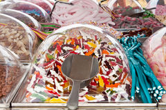 Pic n Mix jelly sweets Stock Photo