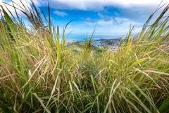 Pic Paradis übersehen Lizenzfreie Stockbilder