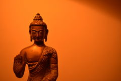 THE PIC SAYS IT ALL BUDDHA Royalty Free Stock Images