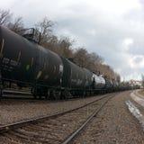 Pic wokoło od Atchison Kansas Fotografia Stock