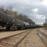 Pic wokoło od Atchison Kansas Zdjęcie Royalty Free