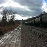 Pic wokoło od Atchison Kansas Zdjęcia Royalty Free