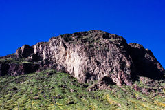 Picacho Peak Stock Photography