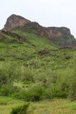 Picacho peak Stock Photography