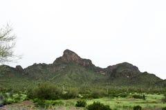 Picacho szczyt obrazy royalty free