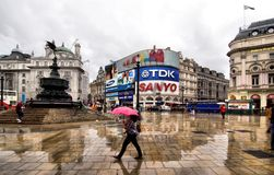Picadilly Circus Royalty Free Stock Image