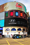 Picadilly Circus Stock Photo