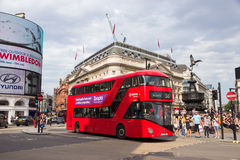 Picadilly Circus Royalty Free Stock Images