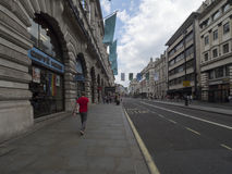 Picadilly street in London, London Royalty Free Stock Images